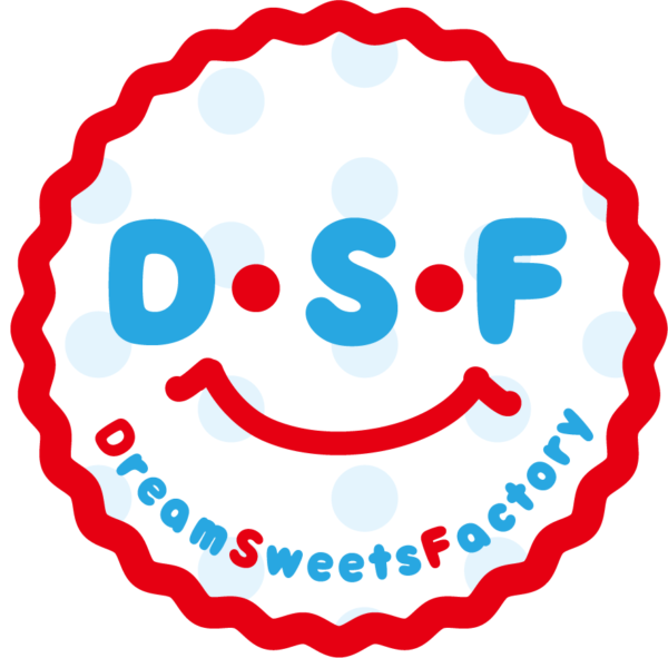 DSF(DreamSweetsFactory)様_ロゴ制作