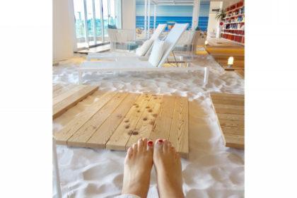 リゾナーレ熱海でデザインの打ち合わせ_エコズデザイン
