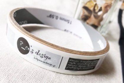エコズデザイン_ロゴテープ