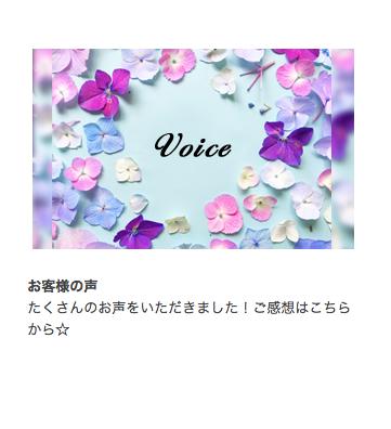 エコズデザイン_お客様の声